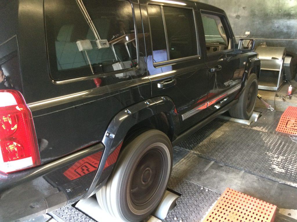 Jeep rolki