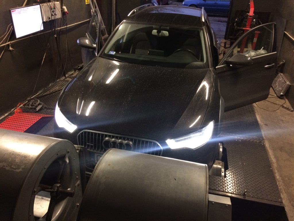 Audi A6 Allroad chiptuning