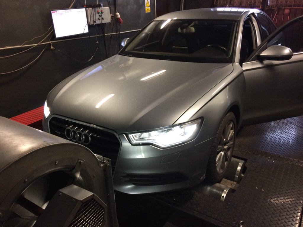 Audi A6 C7 Hamownia Trójmiasto
